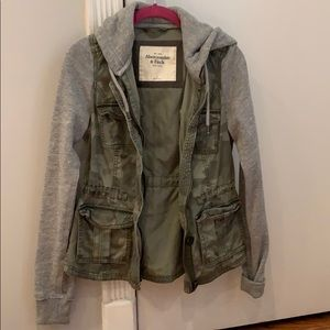Abercrombie & Fitch Twofer Camo Jacket